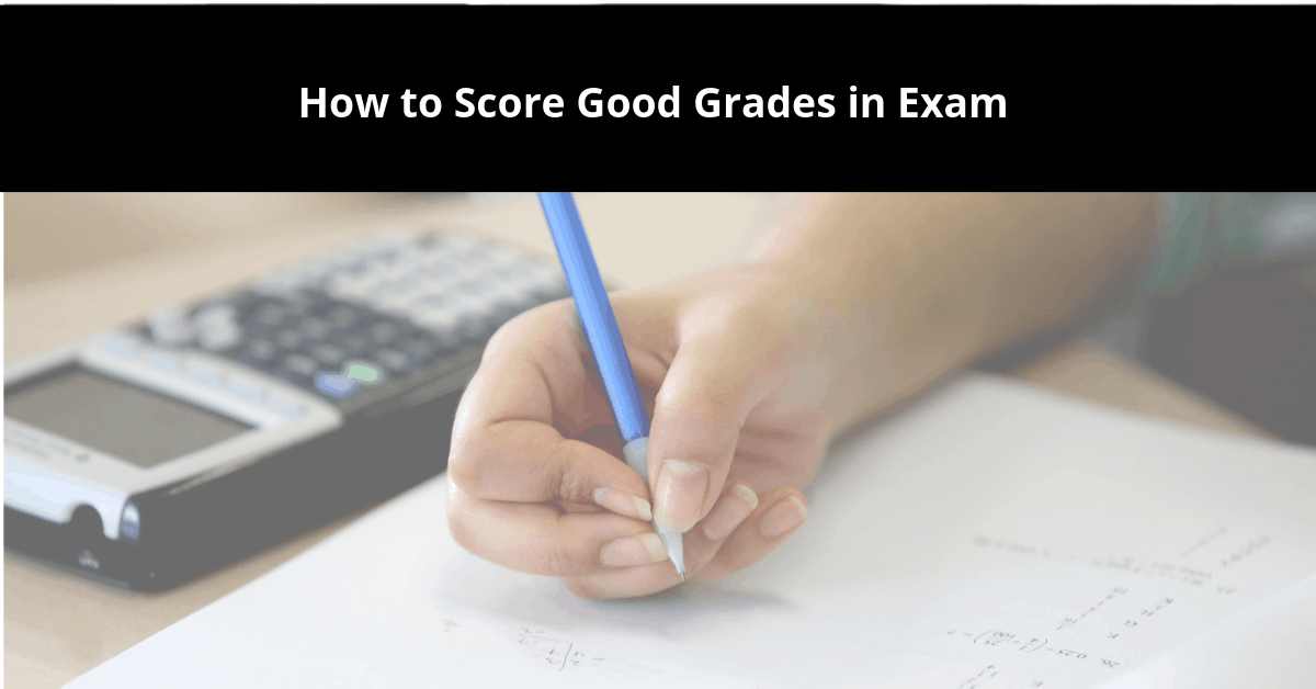 How to Improve Your Grade