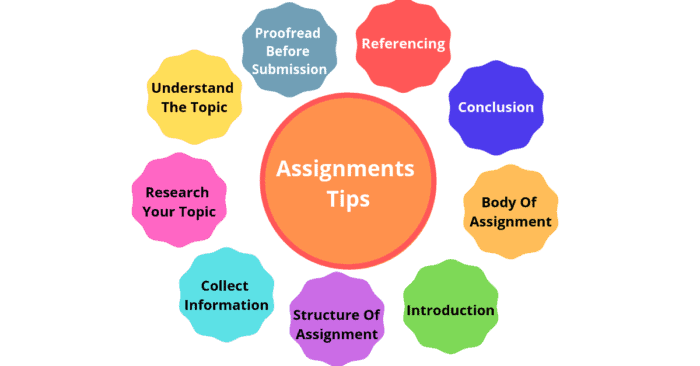 write an assignment