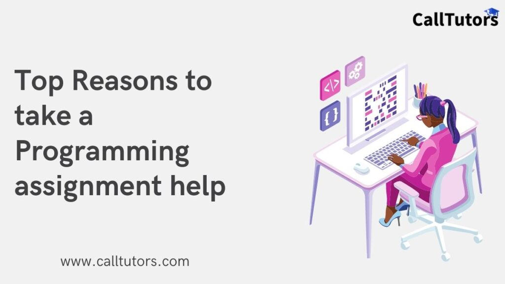reasons to take programming assignment help