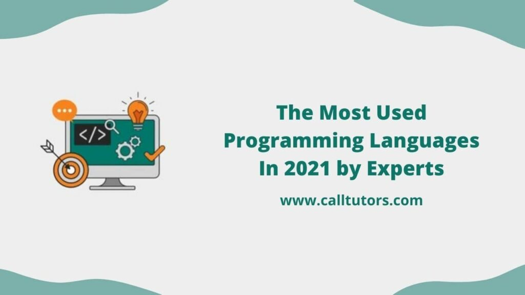 most used programming languages
