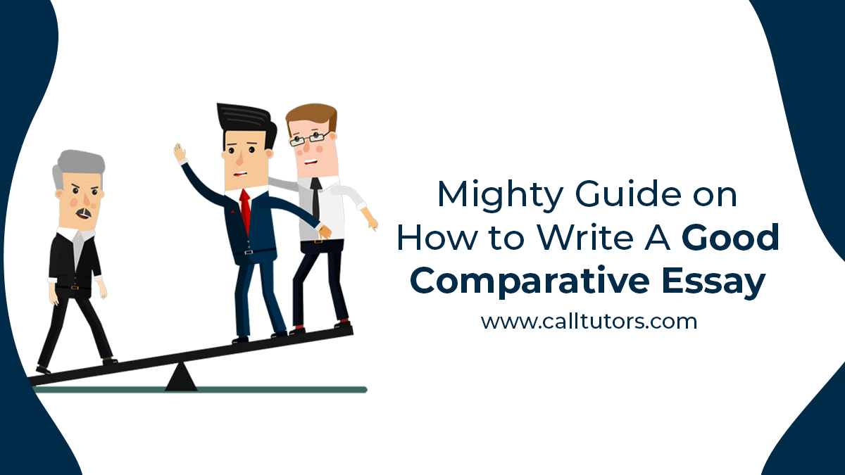 how to write comparative essay