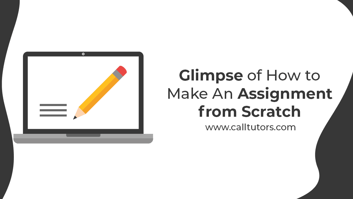 how to make an assignment