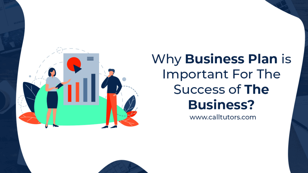 why business plan is important