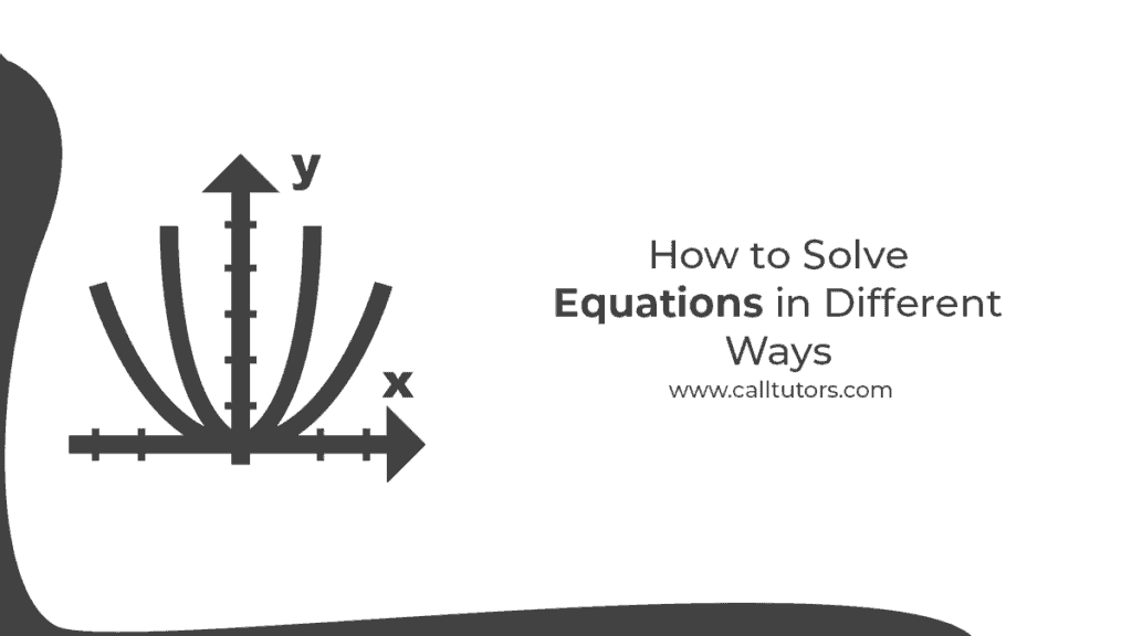 how to solve equation