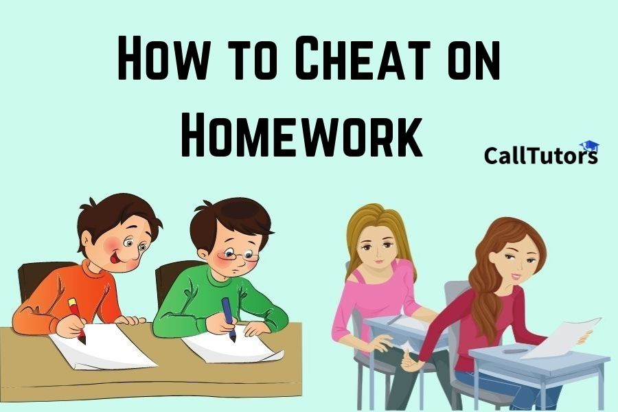 How to Cheat on Homework