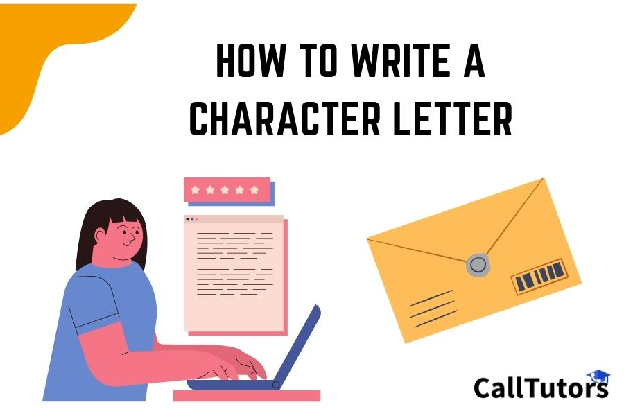 How to Write a Character Letter