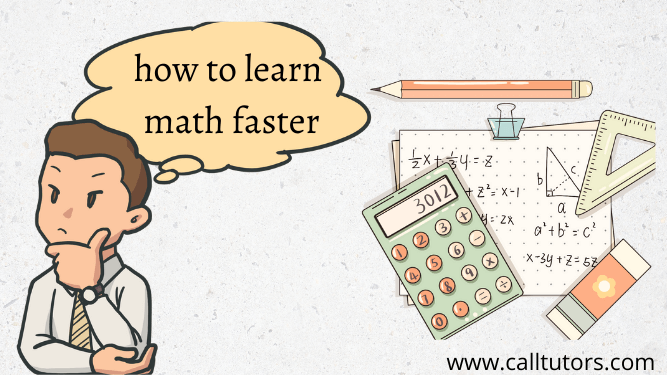 how To Learn Math Faster