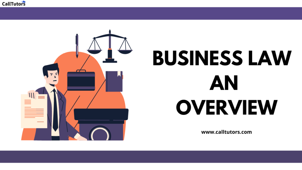 what is business law