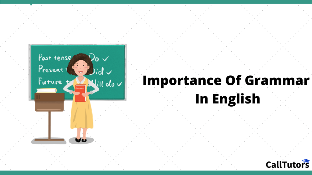 importance of grammar in english