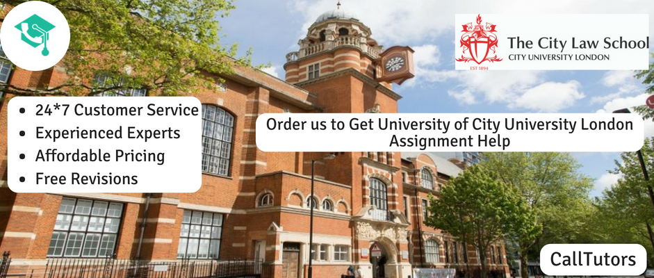 City University of London Assignment Help