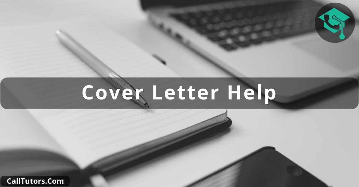 Cover Letter Help
