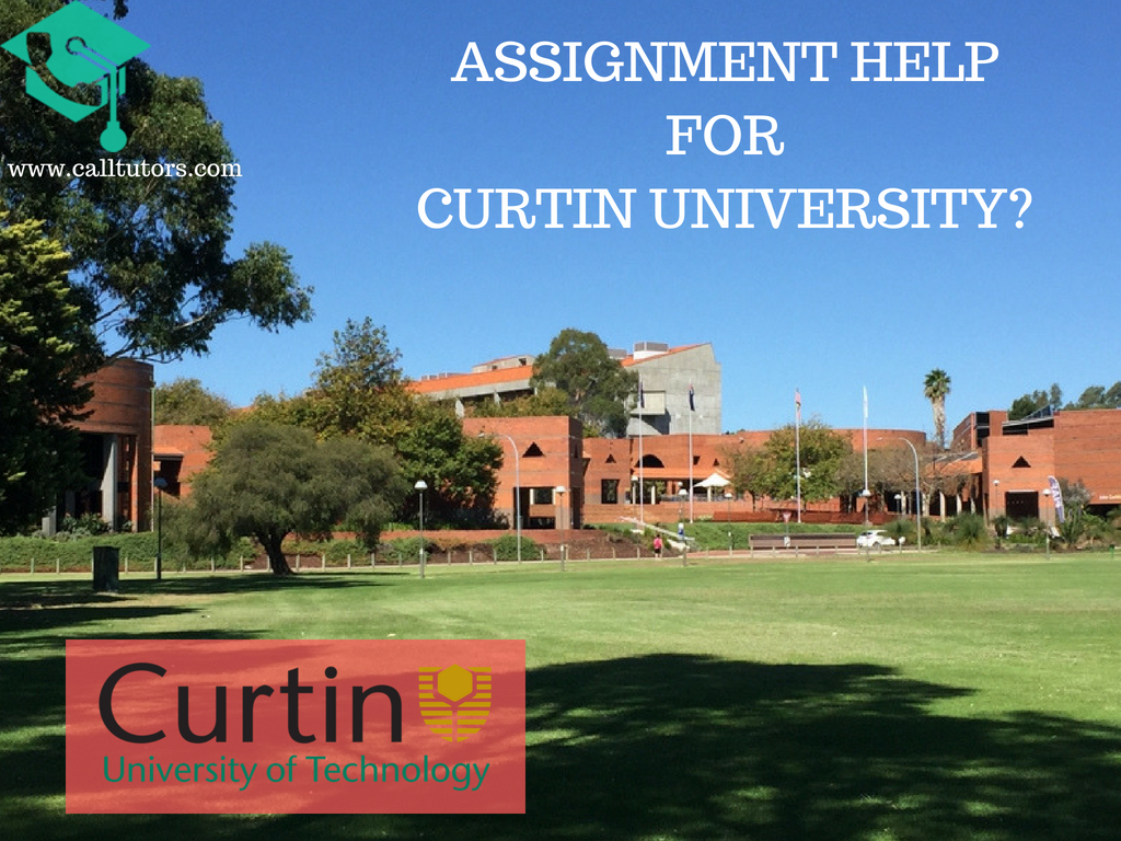 Assignment Help for Curtin University