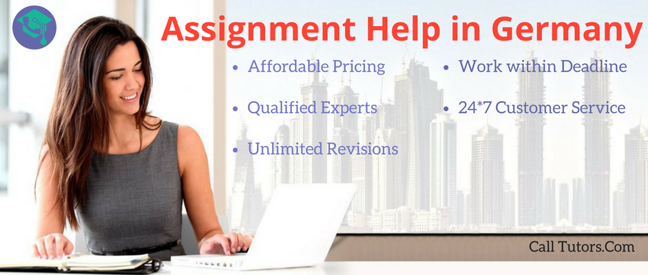 Assignment Help in Germany