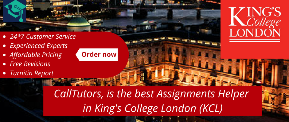 Assignment Help for Kings College London