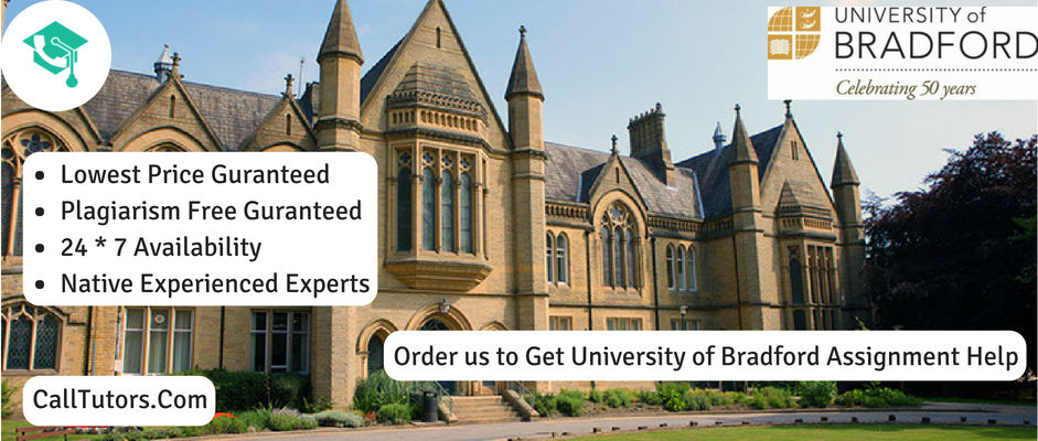 University of Bradford Assignment Help