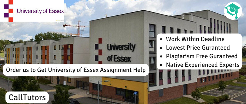 Assignment Help for University of Essex