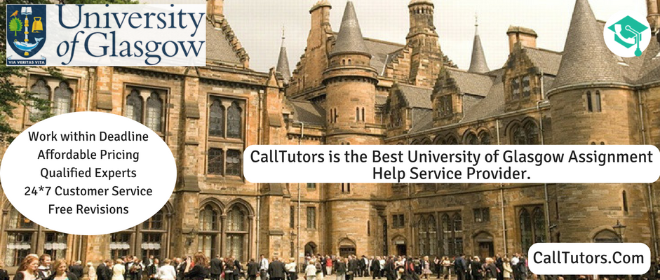 Assignment Help for University of Glasgow