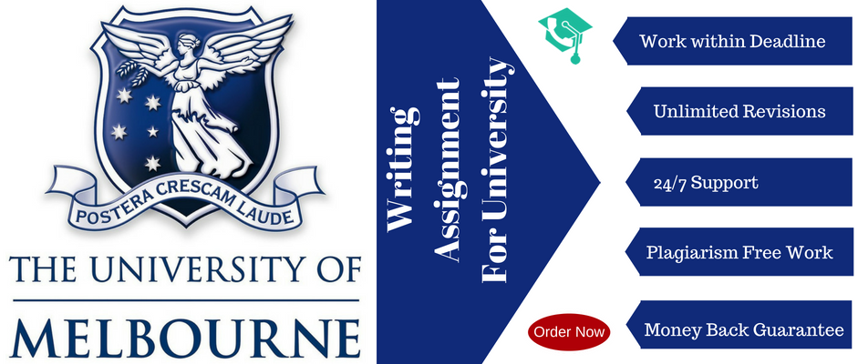 University Of Melbourne Assignment Help