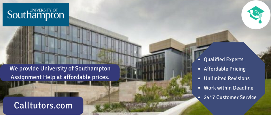 University of Southampton Assignment Help