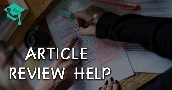 Article review essay | Article Review Help | writing article review