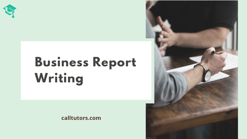 business report writing