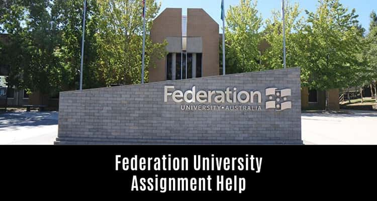 Federation-University-Assignment-Help